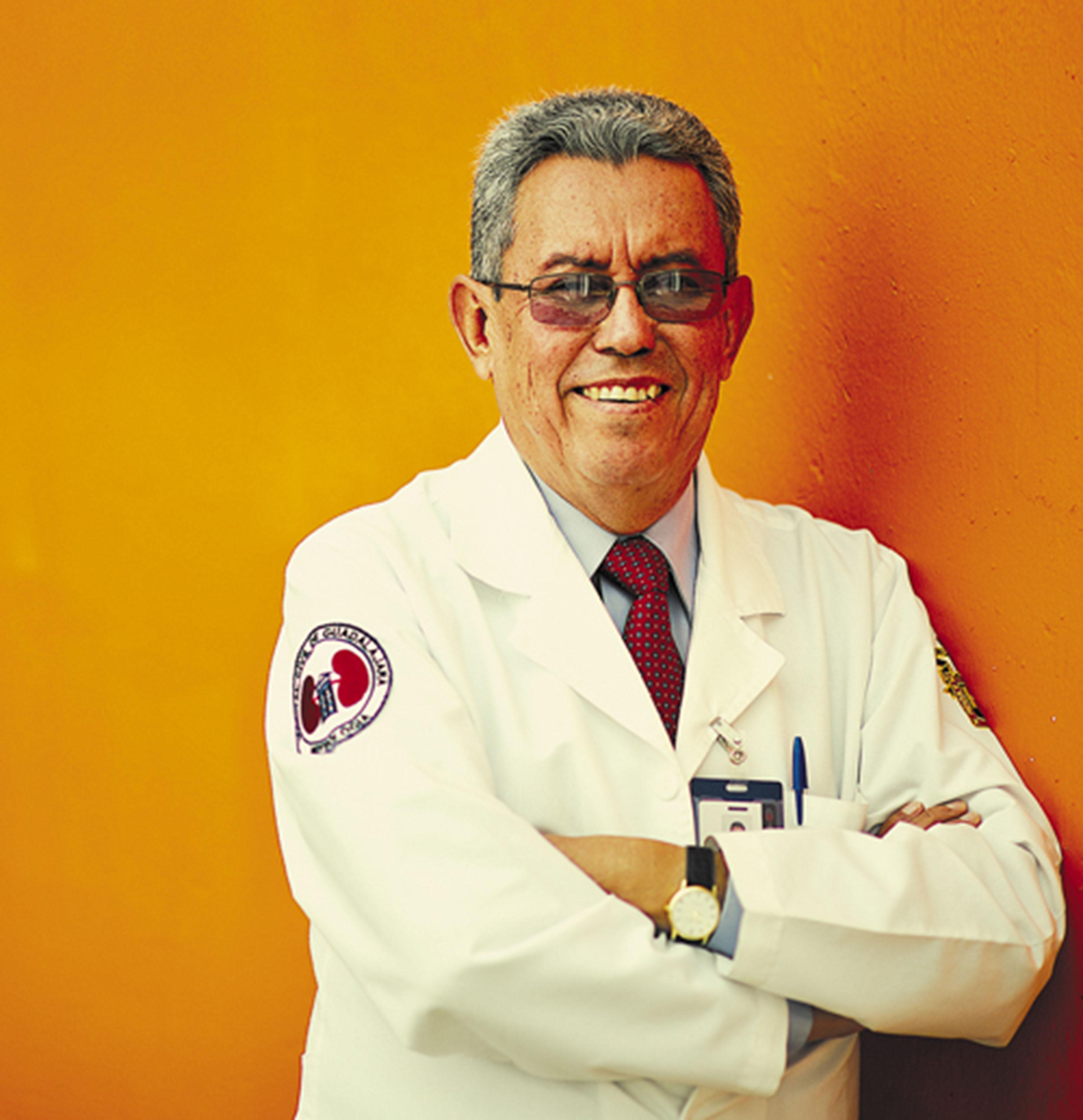 Doctor Guillermo García García.