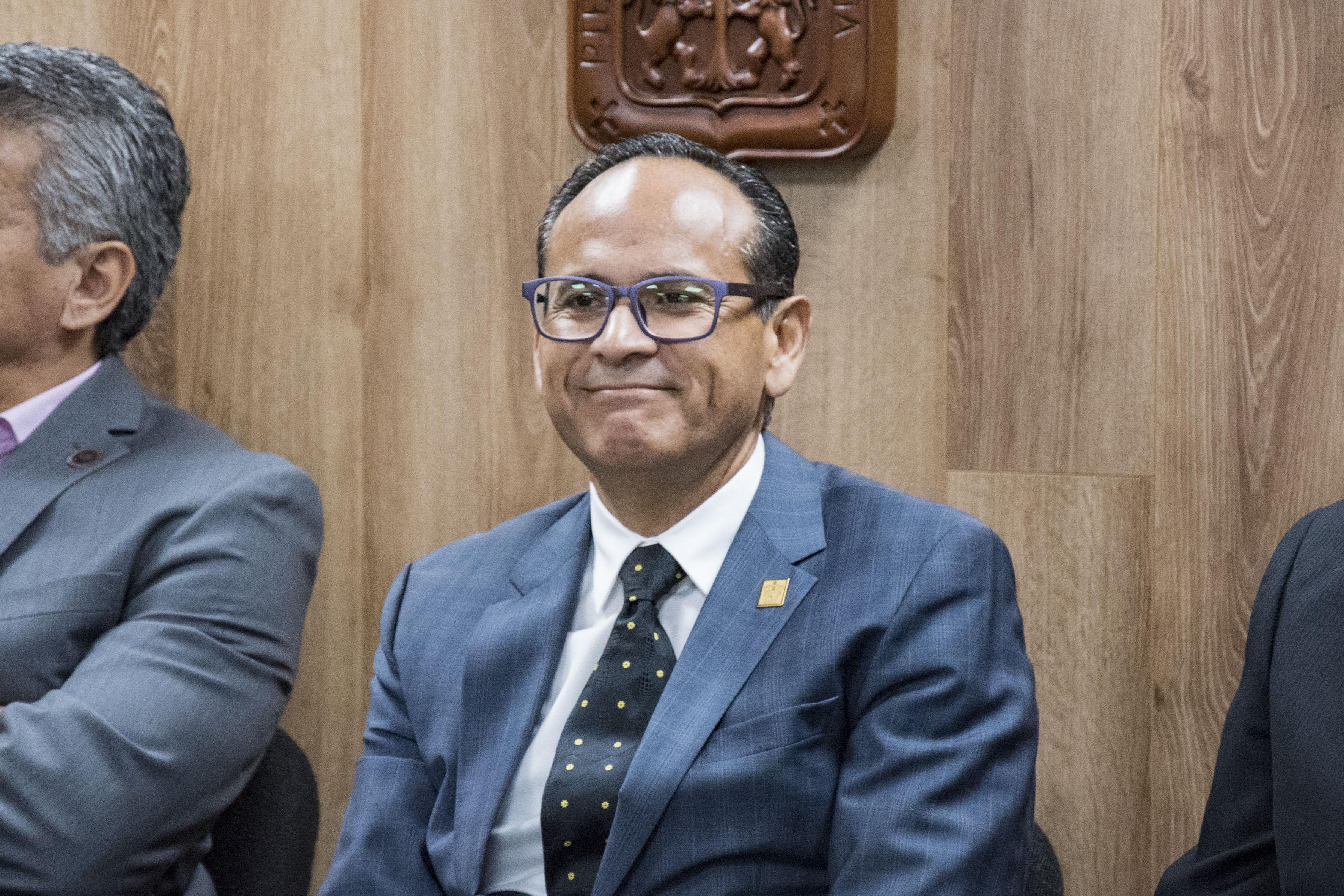 Doctor Hector Raul Perez Gomez