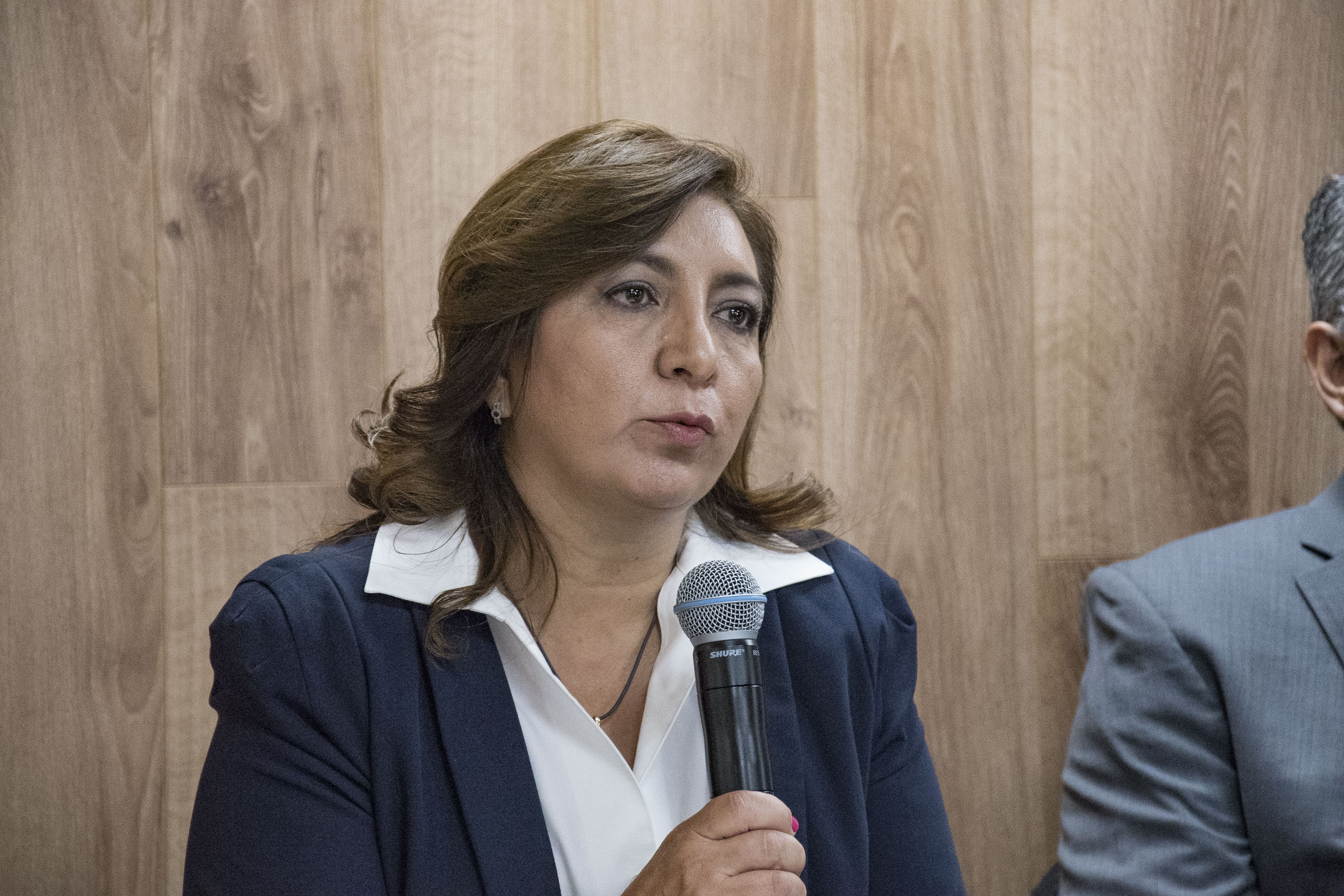 Doctora Sandra Concepción Solórzano