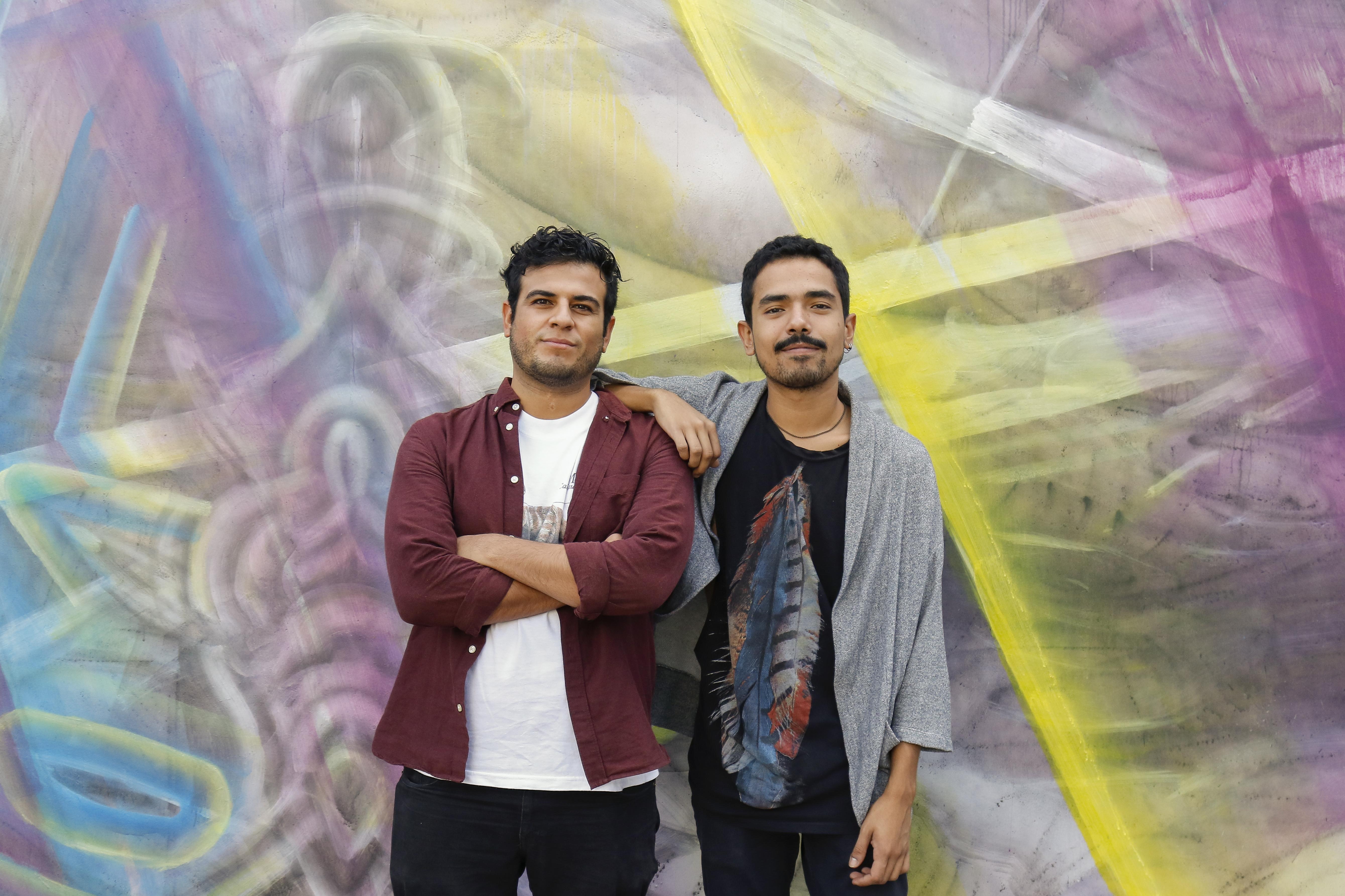 Omar Robles y José Permar creadores de documental Nominado para el oscar estudiantil.