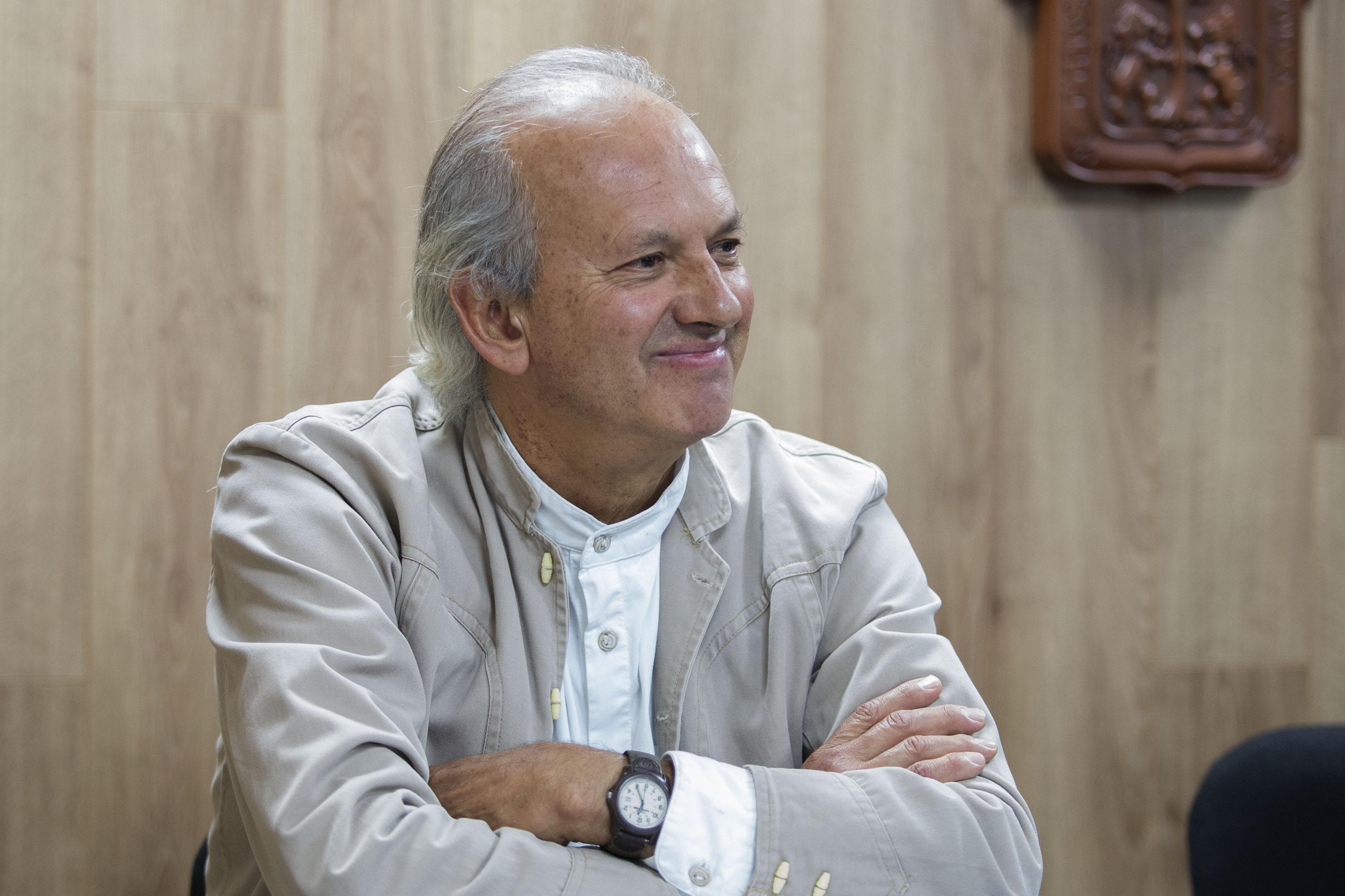 Cantautor Paco Padilla