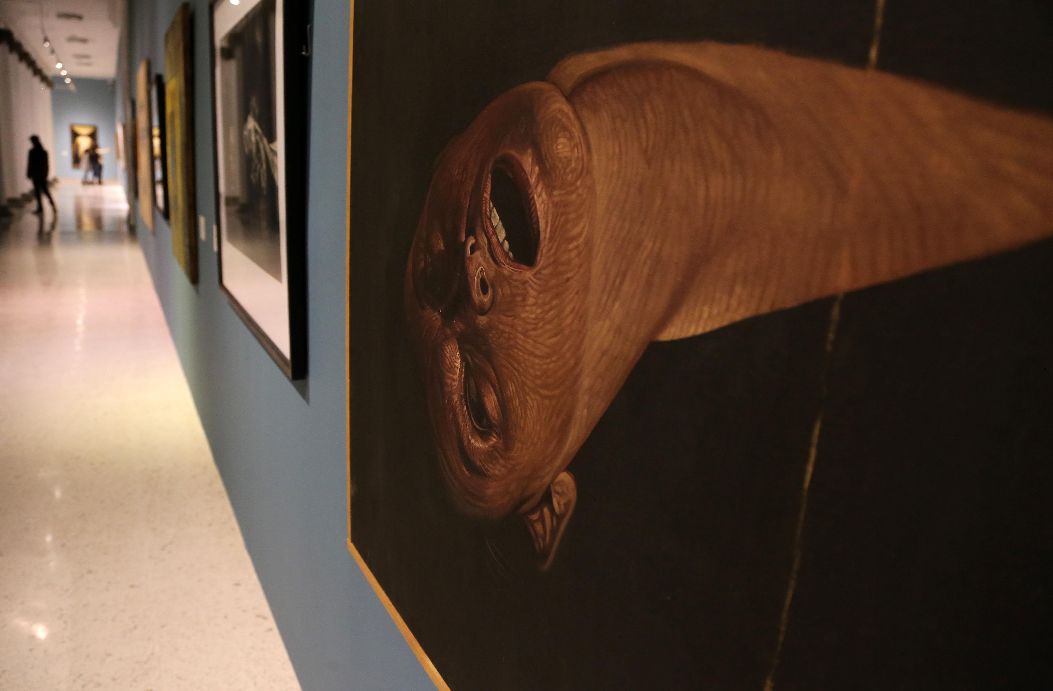 Obra expuesta en la exposición Crónica de un instante, una reinterpretación de la obra literaria de Salvador Elizondo titulada Farabeuf o la crónica de un instante