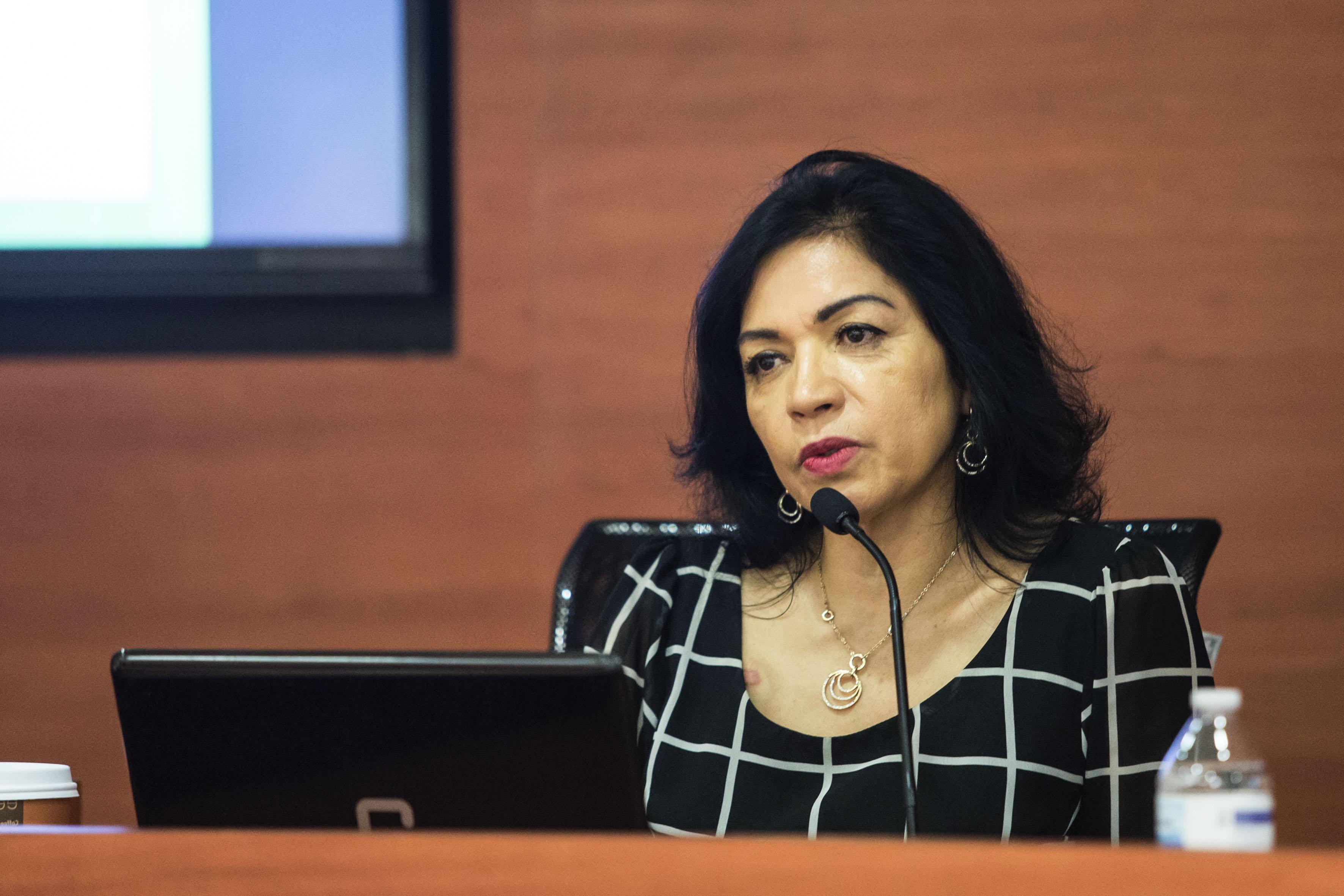 Dra. María Carmela Chávez Galindo, especialista en el tema y académica del Centro Universitario de Ciencias Sociales y Humanidades (CUCSH), de la UdeG.