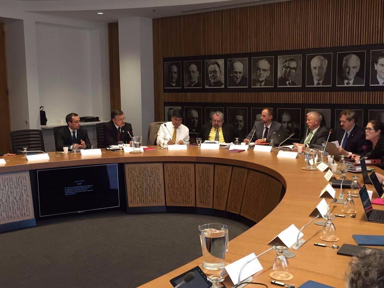 Asamblea de la Organización Universitaria Interamericana (OUI-IOHE) nombró como vicepresidente general al Rector General de la Universidad de Guadalajara (UdeG),  maestro Itzcóatl Tonatiuh Bravo Padilla, en el marco de la LXXVIII junta directiva celebrada este martes en Montreal, Canadá.