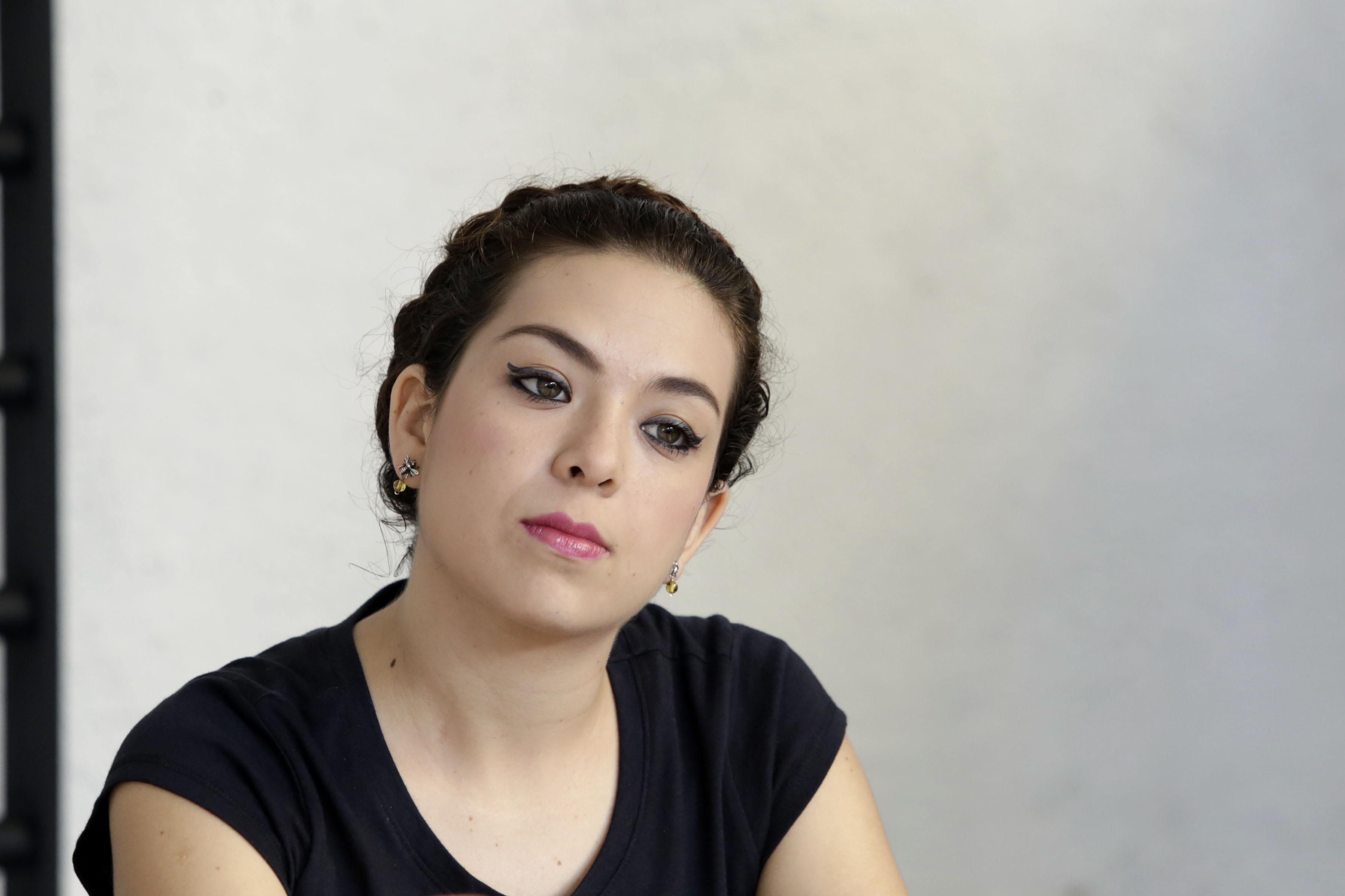 Sibel Vázquez.