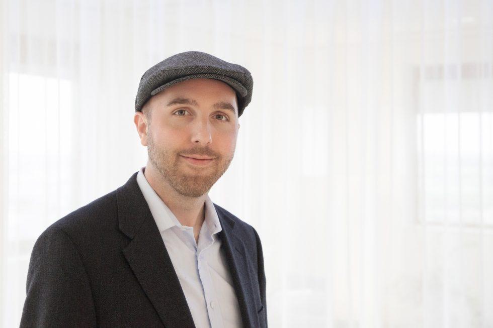John Moravec, quien participará como conferencista en el XXV Encuentro Internacional de Educación a Distancia que organiza UDGVirtual.