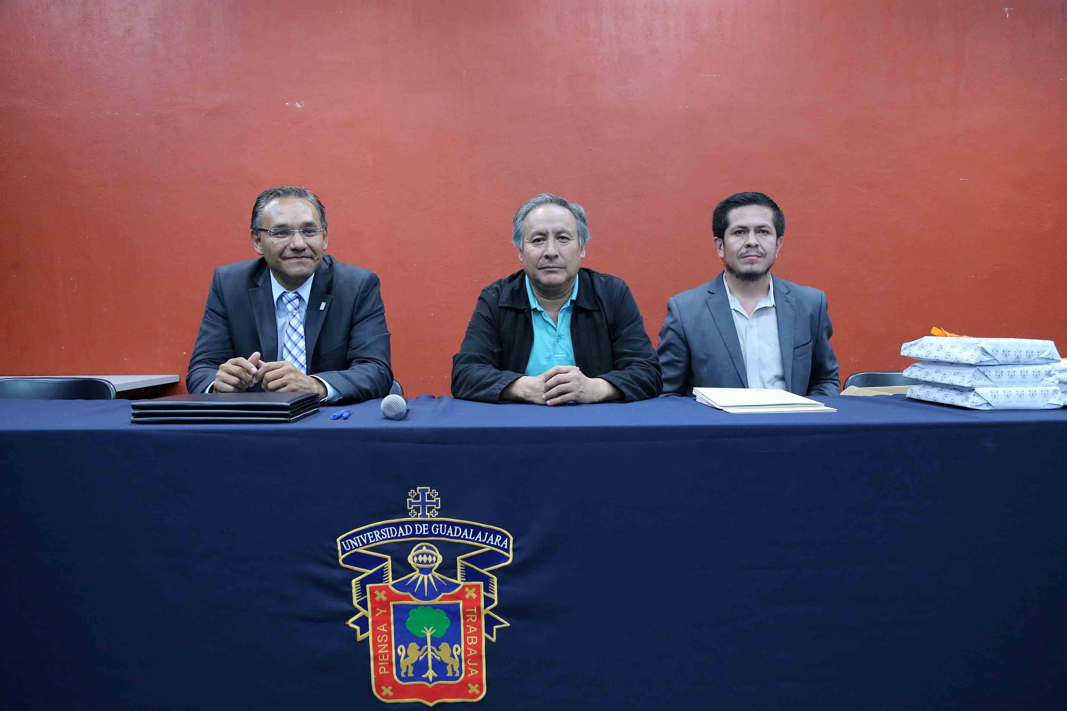 Ceremonia de premiación a los estudiantes de la UdeG en el concurso CUCEI CanSat