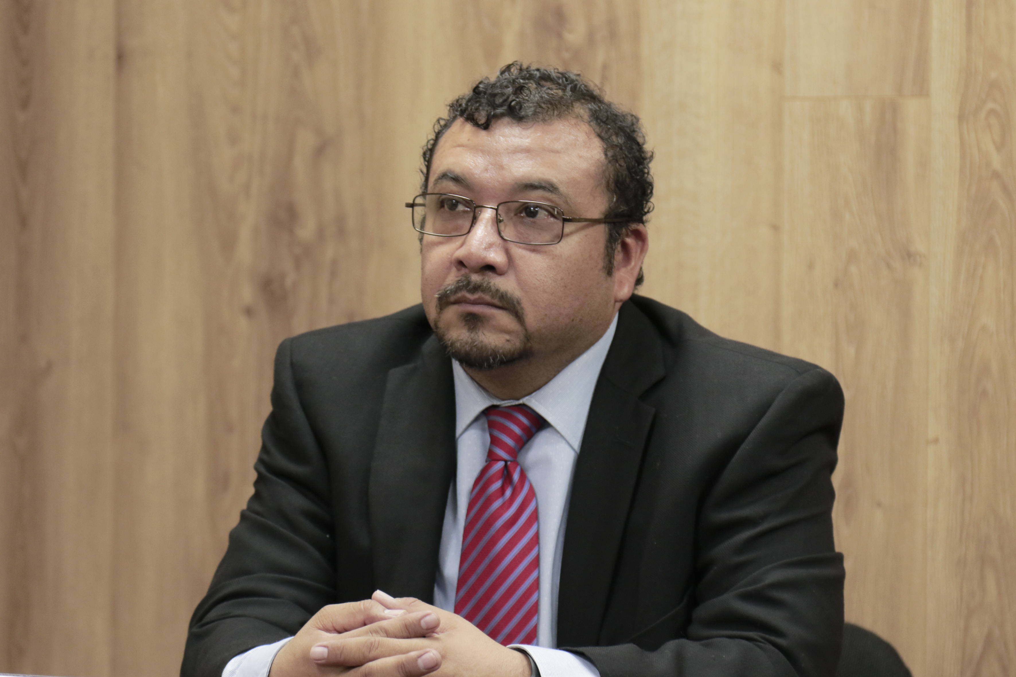 Dr Gerardo Rojas Sánchez, coordinador de la carrera de Técnico Superior Universitario en Terapia Respiratoria, del Centro Universitario de Ciencias de la Salud (CUCS).
