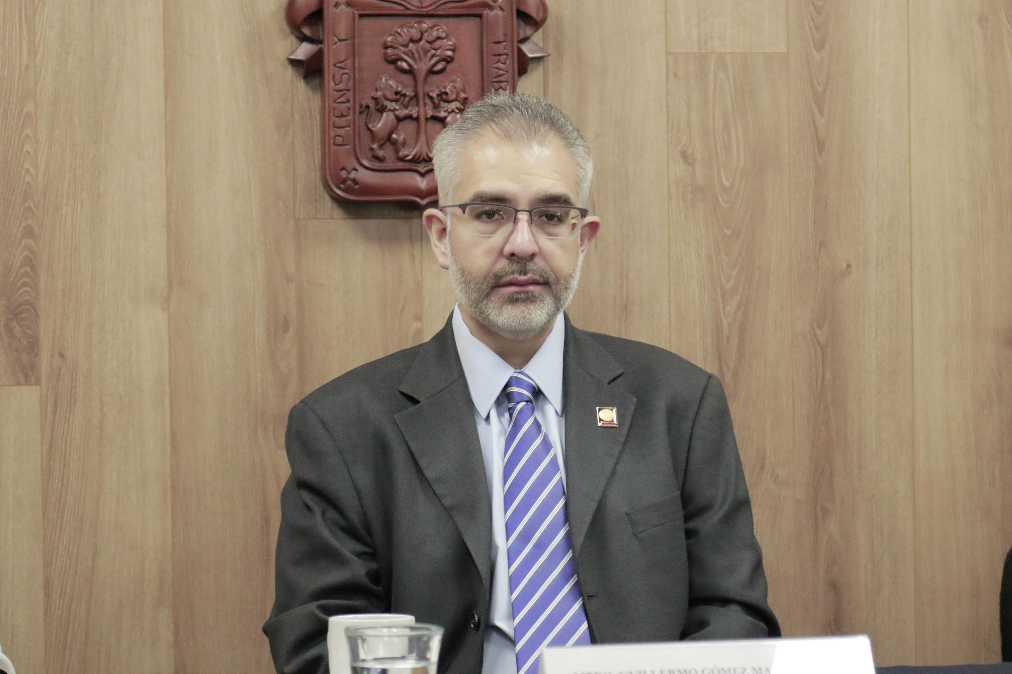 Mtro. Guillermo Gómez Mata, director de la asociación civil
