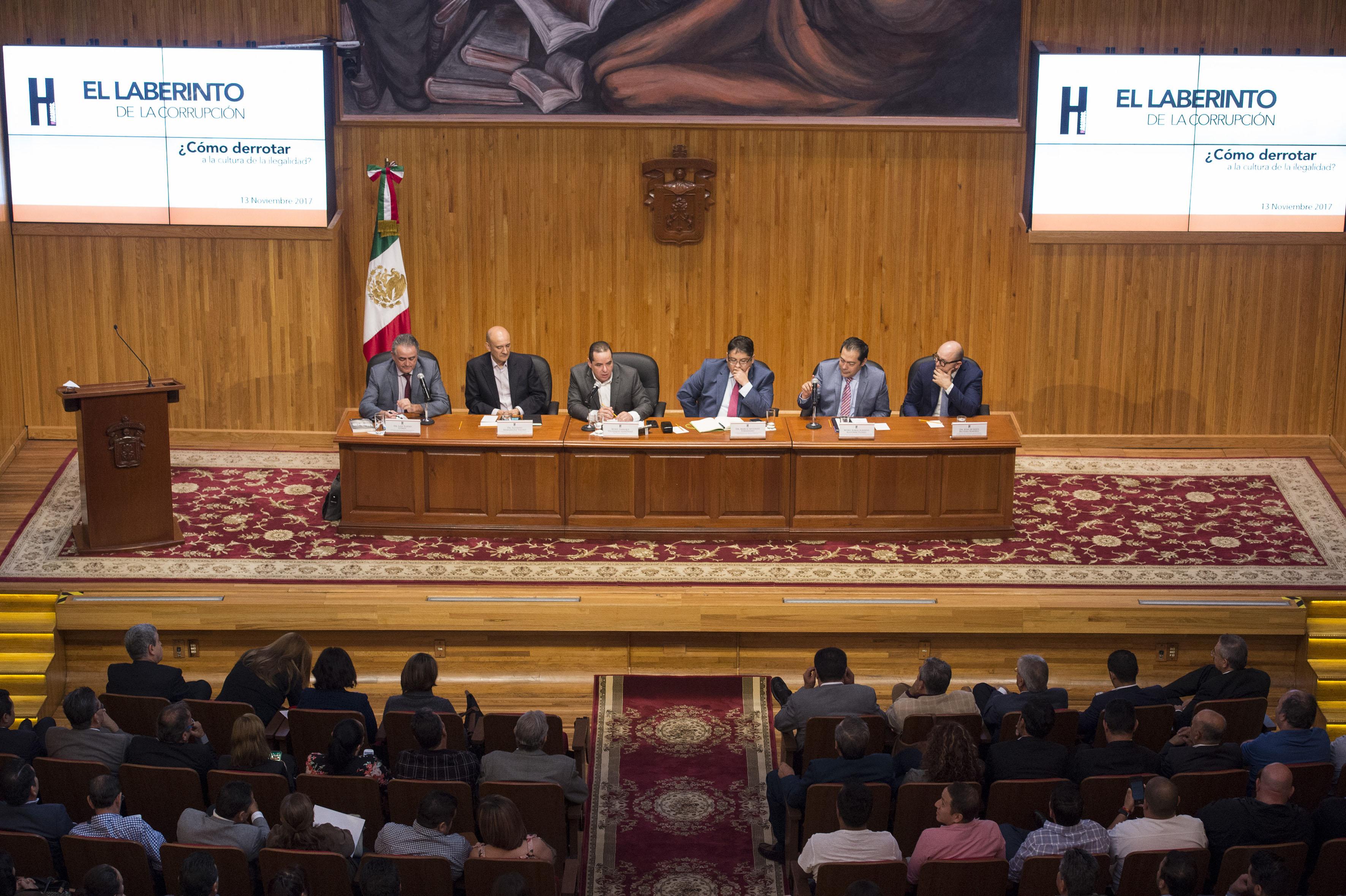 Mesa de diálogo organizada por el Sindicato de Trabajadores Académicos de la Universidad de Guadalajara (STAUdeG).
