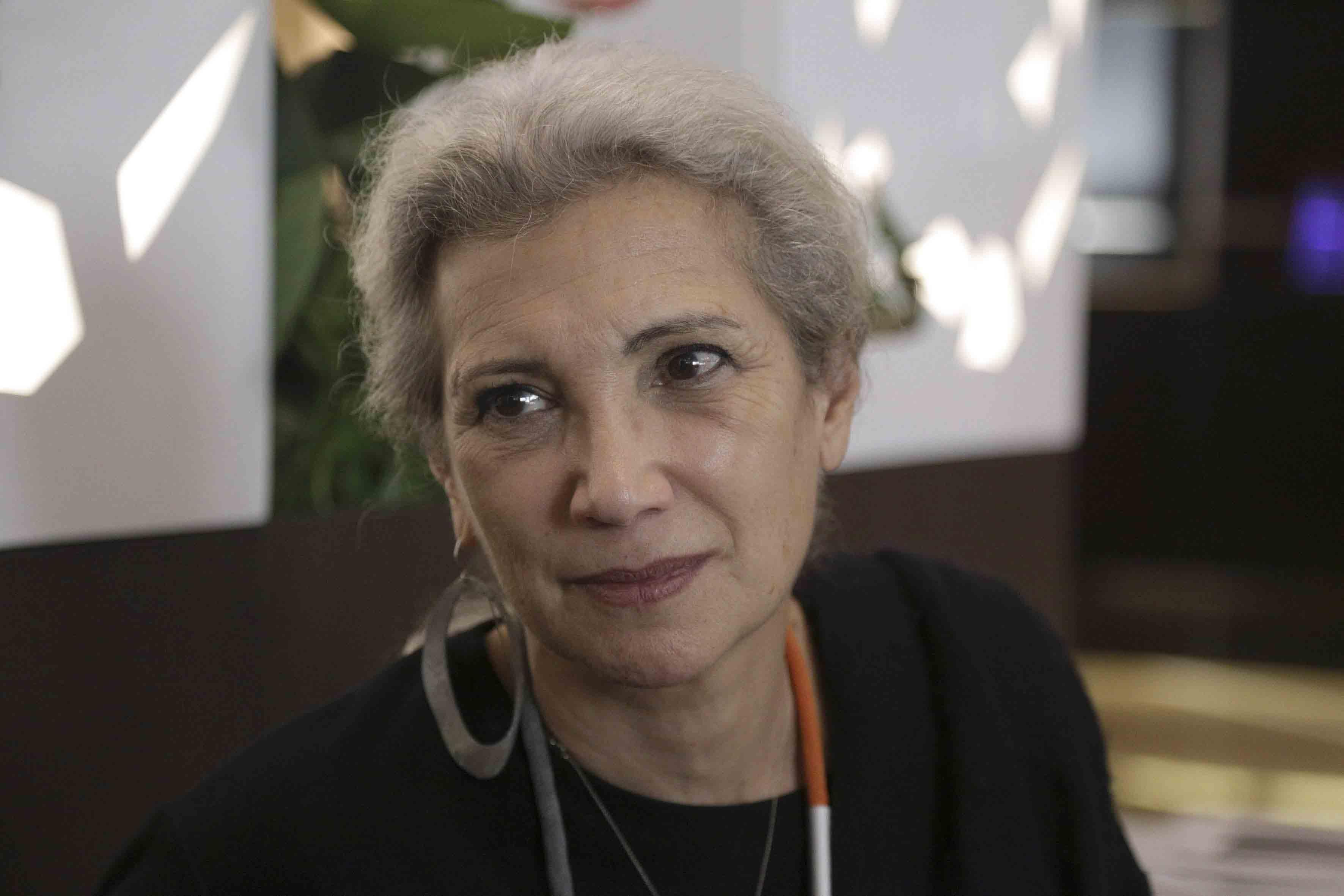 Carme Pinós i Desplat, arquitecta catalana de talla mundial que será reconocida por su trayectoria en el encuentro ArpaFIL.