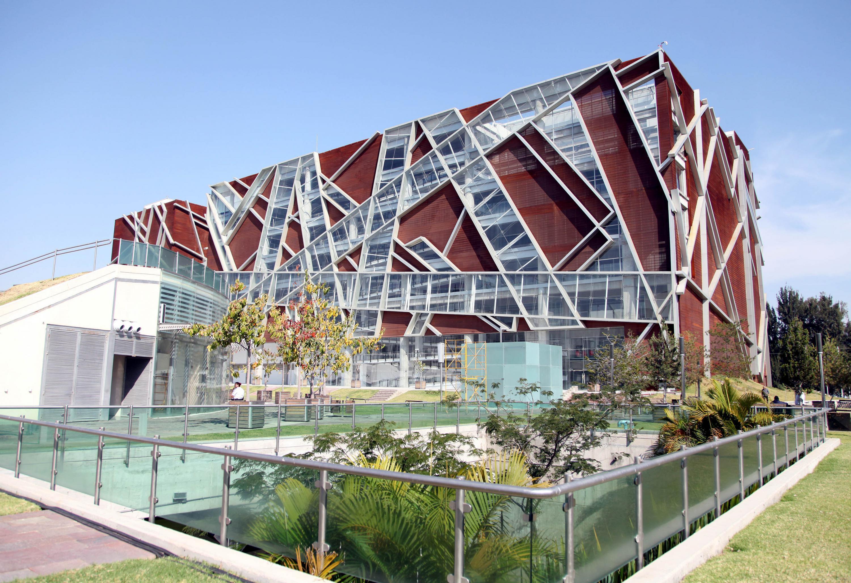 """Biblioteca Pública del Estado de Jalisco (BPEJ) """"Juan José Arreola"""""""