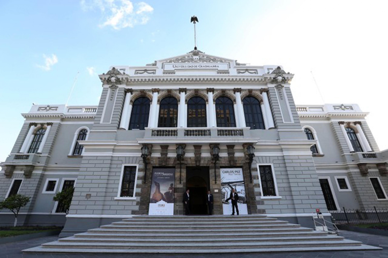 Museo de las Artes (MUSA) de la Universidad de Guadalajara