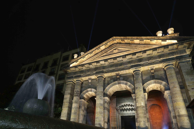 "Biblioteca Iberoamericana ""Octavio Paz"", estrenando luminaria"