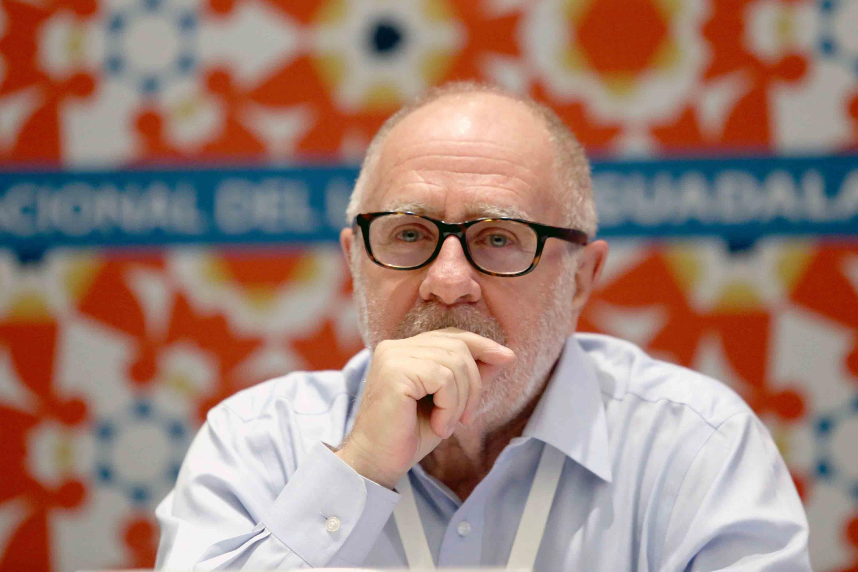 Doctor Jorge Guillermo Durand Arp-Nisen, académico e investigador del Centro Universitario de Ciencias Sociales y Humanidades (CUCSH) de la Universidad de Guadalajara
