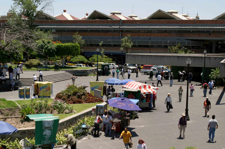 Los entrevistados manifestaron su desagrado por zona del Mercado San Juan de Dios