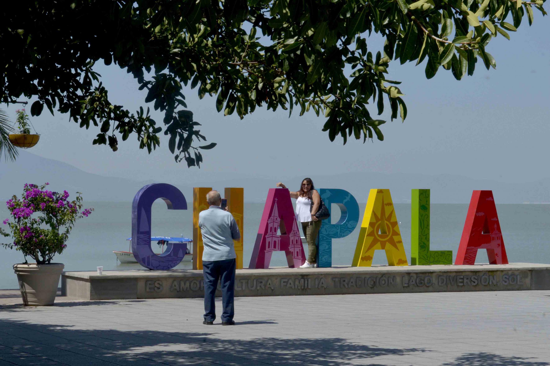 El lago de Chapala esta incluido en los gustos de los guadalajareños