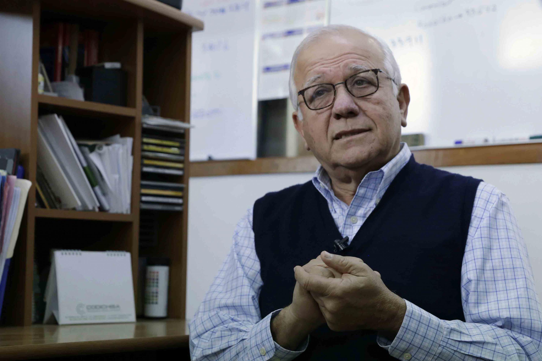 Profesor del Departamento de Salud Pública, del Centro Universitario de Ciencias de la Salud (CUCS), doctor Felipe Lozano Kasten.