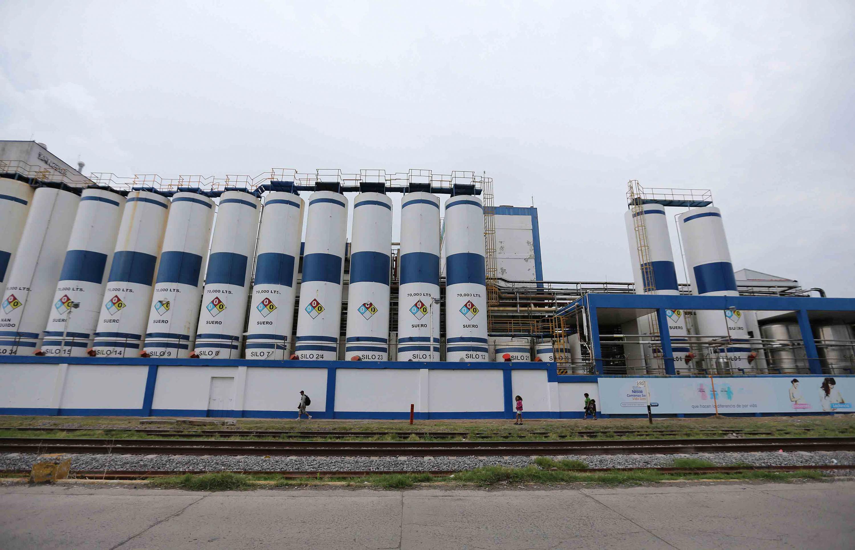 Planta de nutrición infantil Nestlé, ubicada en el municipio de Ocotlán, Jalisco.