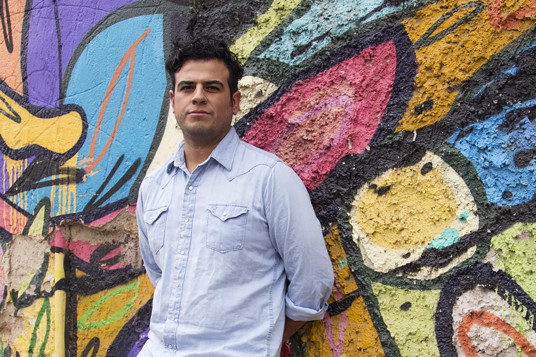 José Permar,  joven egresado de la licenciatura en Artes Audiovisuales del Centro Universitario de Arte, Arquitectura y Diseño (CUAAD)