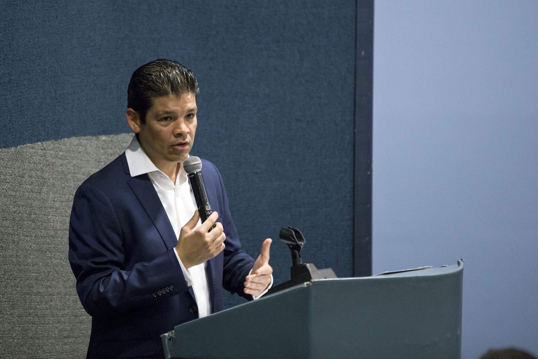 Doctor  Gabriel Flores Allende, líder del cuerpo académico de Políticas Públicas y Bienestar