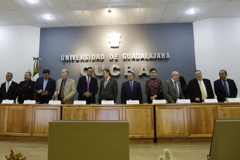 Informe de actividades del Rector del CUCBA, doctor Carlos Beas Zárate
