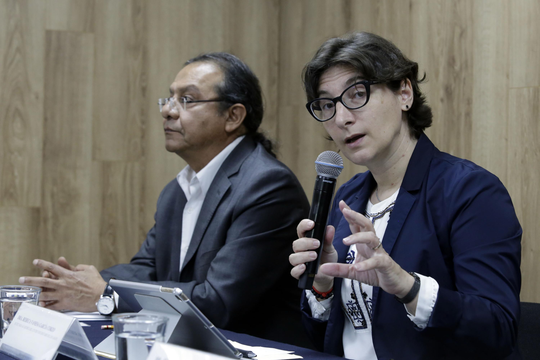 Doctora Rebeca Vanesa García Corzo, Secretaria Académica del Centro Universitario de los Lagos (CULagos).