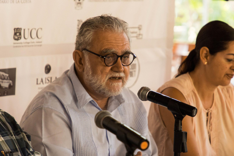 Sergio Ivan Trujillo Bolio es Director de la FICG