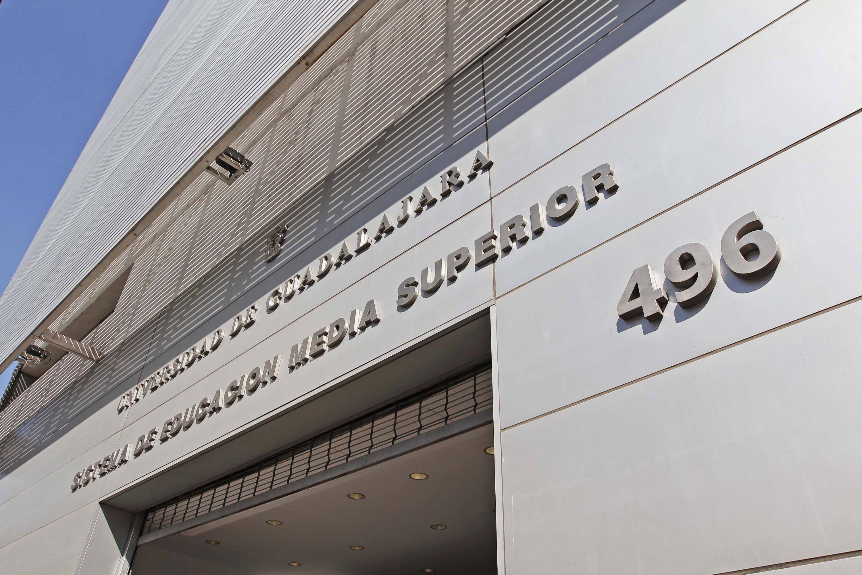 Edificio de SEMS (Sistema de Educación Media Superior)
