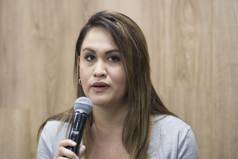 Rivera Cueva invito a unirse a la marcha del viernes 9 de marzo a las 11:00 horas