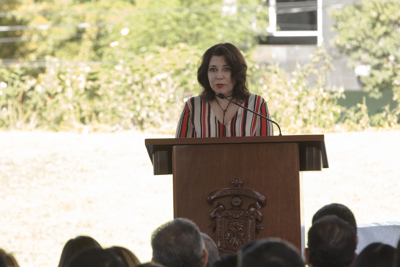 Dra. Carmen Enedina Rodriguez Armenta de la Coordinación General Academica
