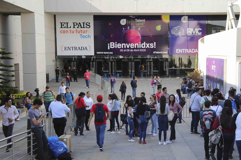 Expo Guadalajara, recinto sede de la primera edición de Jalisco Talent Land.