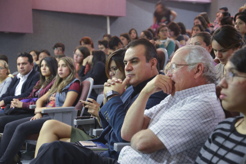 El Doctor en Educación Igor Martín Ramos Herrera estuvo presente entre los asistentes