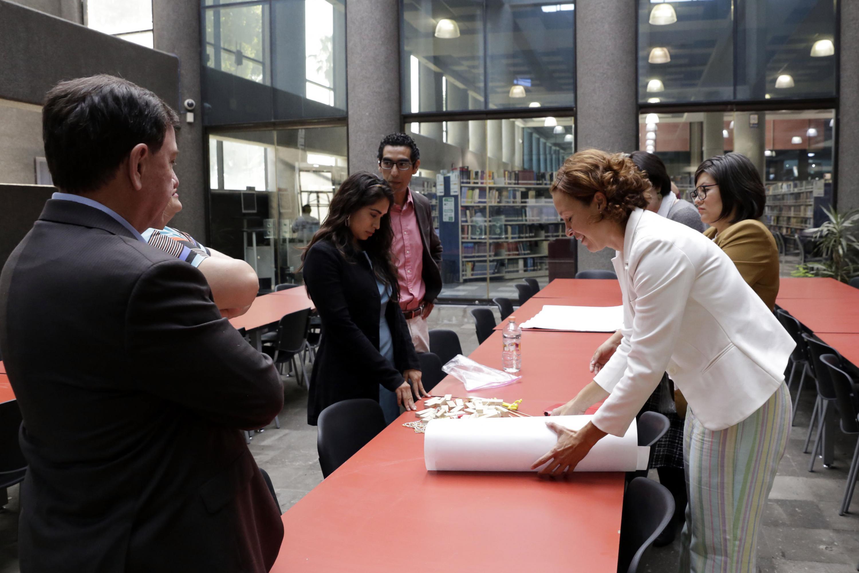 """Participantes al III Curso-taller de innovación en la educación superior, con el título de """"Procesos educativos y de gestión institucional"""""""
