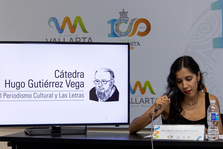 Maria Guadalupe Gomez Basulto es Coordinadora de Extension de CUCOSTA