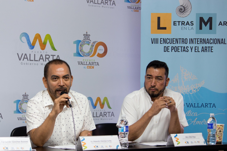 Mtro Viktor Boga es Directior Operativo de Letras en la Mar