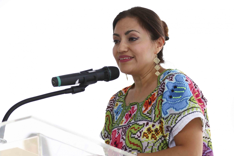 la doctora Patricia Rosas Chávez es coordinadora de Innovación Educativa y Pregrado