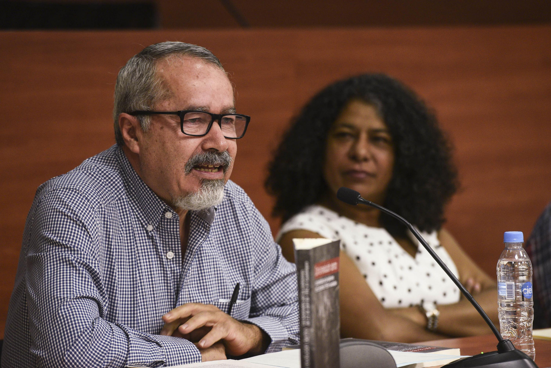 El doctor Luis Gabriel Torres González es autor del libro y investigador del Centro de Investigaciones y Estudios en Antropología Social