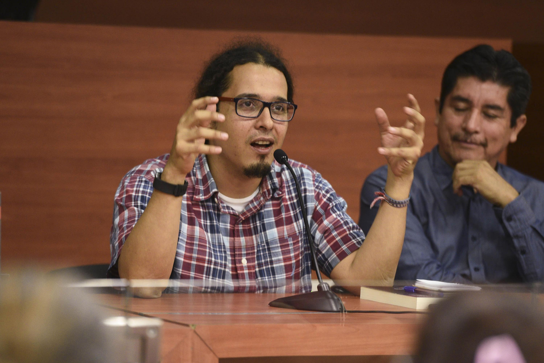 El doctor Jorge Gómez Naredo es investigador de la Universidad de Guadalajara y autor del libro