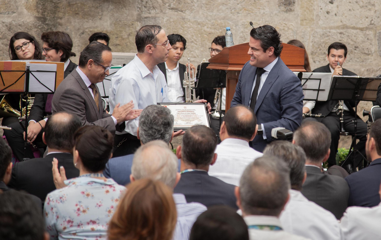 Tomás de Híjar dio a conocer que las reliquias de Fray Antonio Alcalde al Gobernador de Jalisco