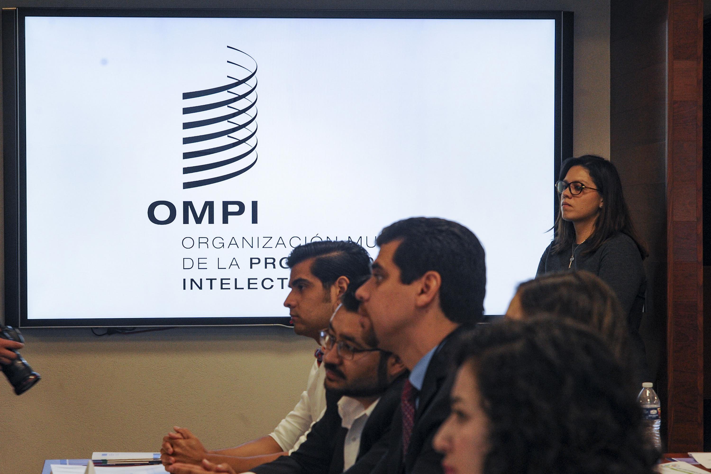 Asistentes al curso impartido por la Organización Mundial de la Propiedad Intelectual (OMPI)