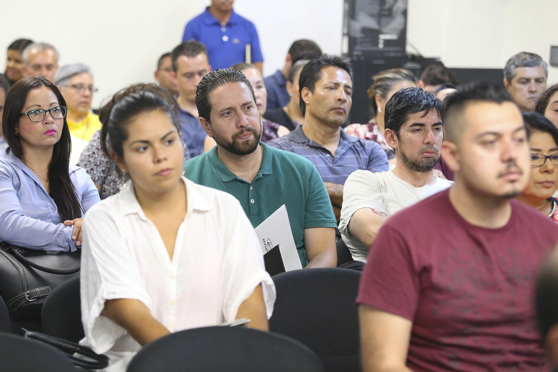 Audiencia del Seminario de Estado de Derecho, Justicia y Seguridad.