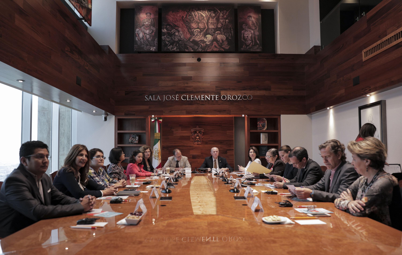 UdeG firma convenio de colaboración con la Universidad Federal de Toulouse Midi-Pyrénées (UFTMiP) y la Casa Universitaria Franco Mexicana (MUFRAMEX por sus siglas en francés).