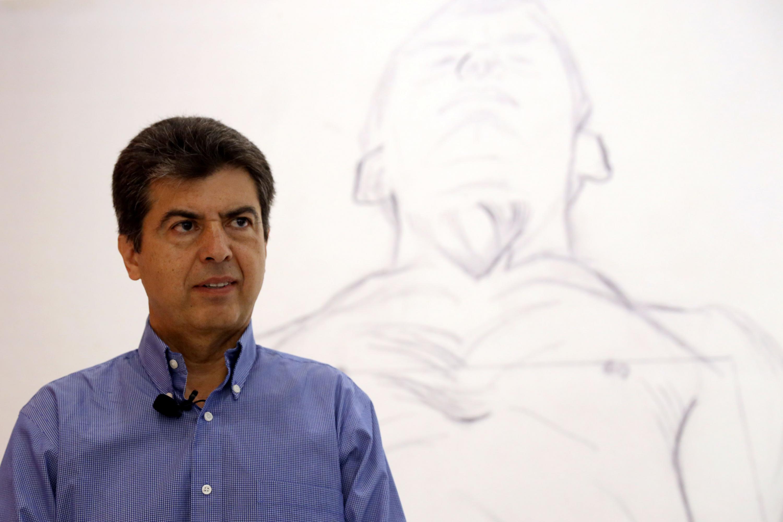 El maestro Sergio Eduardo Medina Zacarías es el Jefe del Departamento de Música del Centro Universitario de Arte, Arquitectura y Diseño