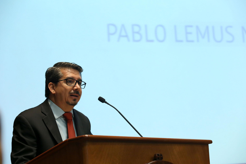 José Alberto Castellanos Gutiérrez es el Rector del CUCEA