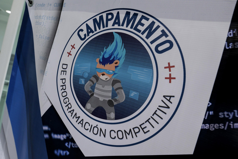 Logotipo oficial del Campamento de Programación Competitiva UdeG