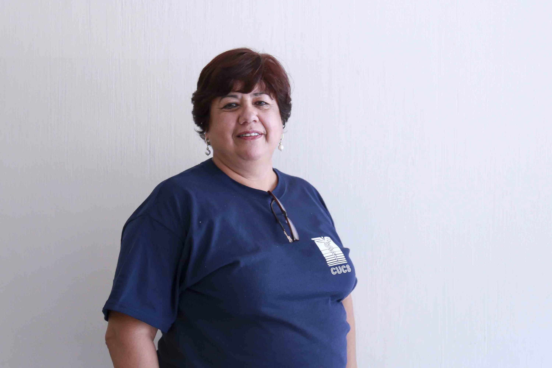 La doctora María de los Dolores Valadez Sierra, Coordinadora del Laboratorio de Psicología y Educación Especial del CUCS.