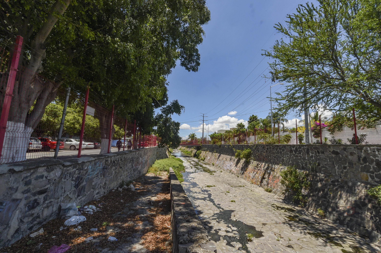 Subcuenca del rio San Juan de Dios.