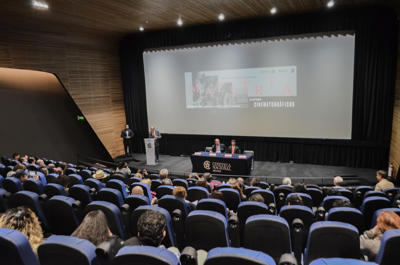 Auditorio de la cineteca nacional