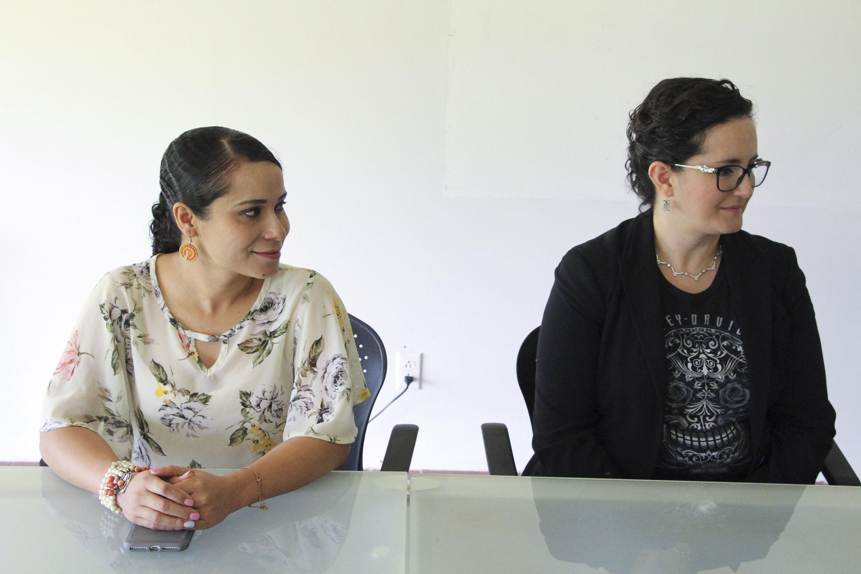 Especialistas participantes en la reunión.